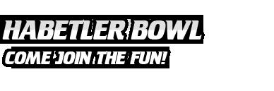 Habetler Bowl Inc Logo